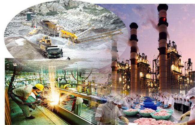 [Chart] Dự báo các ngành sản xuất công nghiệp cuối năm 2015