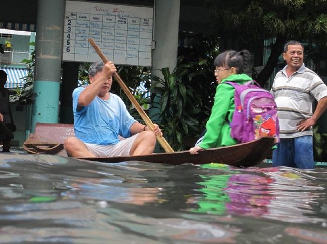TP.Hồ Chí Minh: Hết 66.800 tỉ đồng - ngập vẫn hoàn ngập