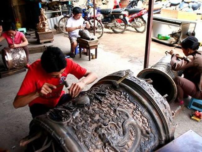 Hà Nội đẩy mạnh hỗ trợ cho 60 sản phẩm công nghiệp chủ lực