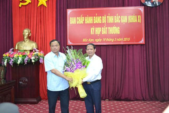 Ông Nguyễn Văn Du được bầu làm Bí thư Tỉnh ủy Bắc Kạn