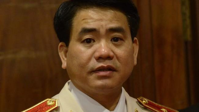 Giới thiệu ông Nguyễn Đức Chung ứng cử Chủ tịch TP.Hà Nội
