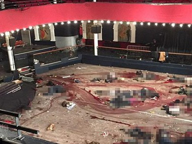 Chi tiết cuộc giải cứu con tin đầy căng thẳng ở nhà hát Bataclan