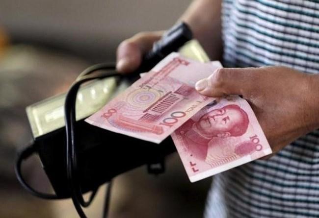 Nhân dân tệ vượt yên trở thành tiền giao dịch phổ biến thứ 4 thế giới