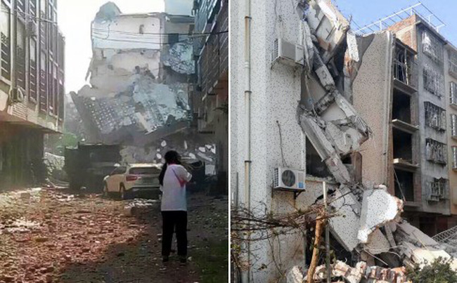 Trung Quốc: Nổ bom liên hoàn ở 17 địa điểm