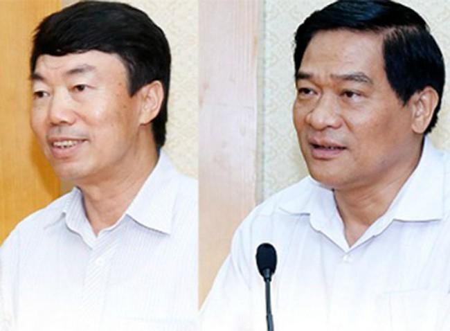 Hai Phó Ban Nội chính đảm nhiệm chức vụ mới ở Quốc hội