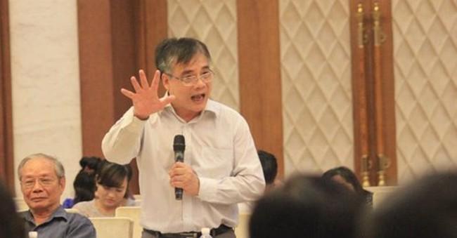 """Ông Trần Đình Thiên: """"Doanh nghiệp Việt đủ khôn ngoan xoay chuyển tình thế"""""""