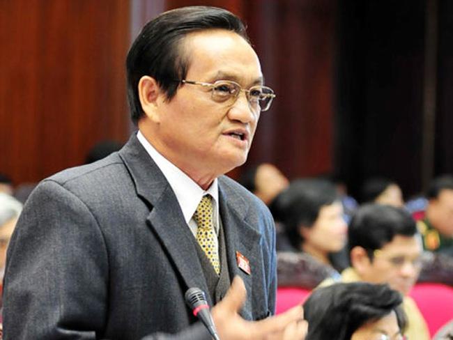 """Đại biểu Trần Du Lịch: Lo tiền thoái vốn đưa vào ngân sách sẽ bị """"vung tay quá trán"""""""