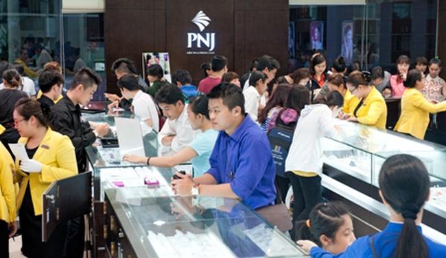 PNJ lên kế hoạch phát hành thêm gần 20 triệu cổ phiếu