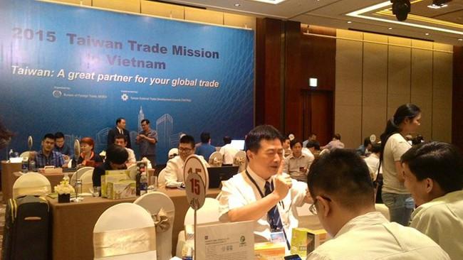 33 doanh nghiệp Đài Loan đến Việt Nam tìm đối tác