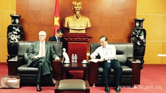 Tập đoàn ô tô Paccar tìm kiếm cơ hội đầu tư vào Việt Nam
