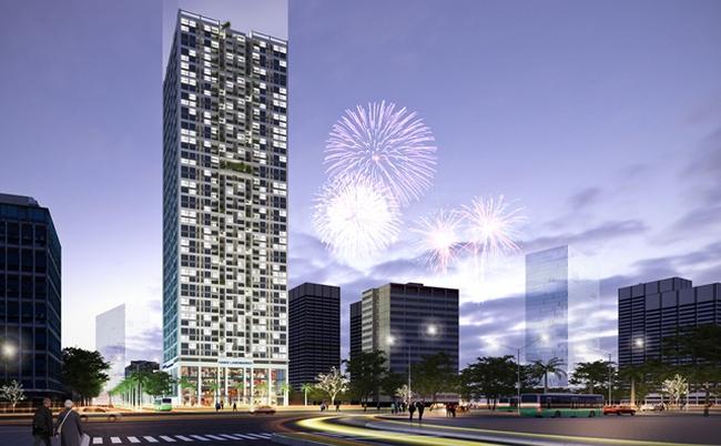 Xây Tổ hợp chung cư cao cấp 51 tầng tại trung tâm quận Hà Đông
