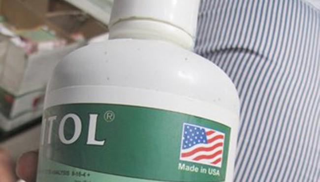 Sản xuất phân bón không phép 'made in USA'