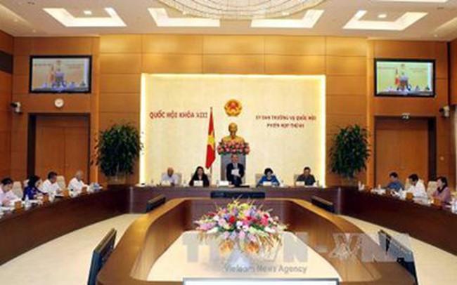Khai mạc phiên họp 42 Ủy ban Thường vụ Quốc hội