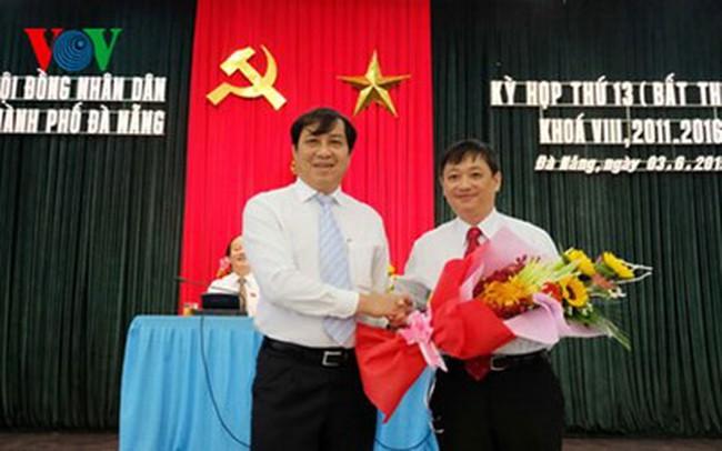 Ông Đặng Việt Dũng được bầu làm Phó Chủ tịch thành phố Đà Nẵng