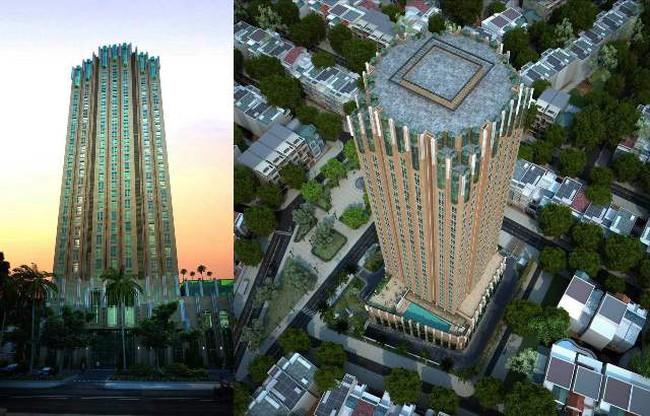 Tp.HCM có thêm dự án căn hộ cao cấp khởi công xây dựng