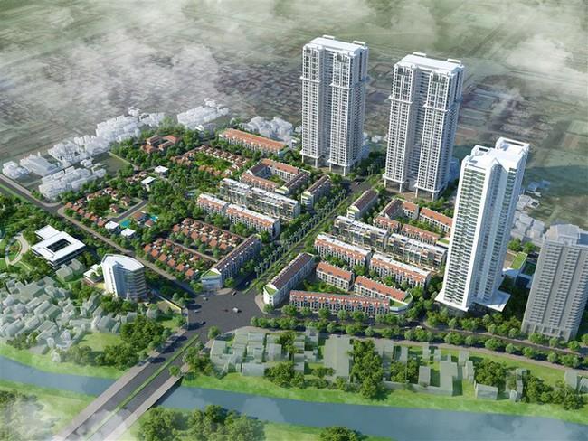 Nhường đất cho siêu dự án Green City, vườn ươm Cầu Diễn chuyển về Đan Phượng