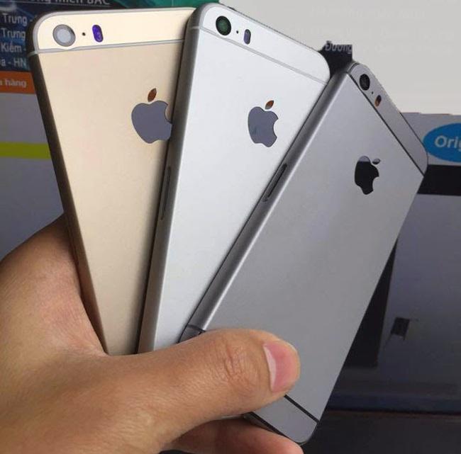 TP.HCM: Ngang nhiên tồn tại những con đường iPhone giả