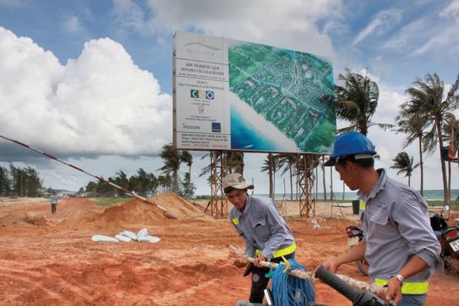 """Phú Quốc: """"Điểm nóng"""" của giới đầu tư bất động sản nghỉ dưỡng"""