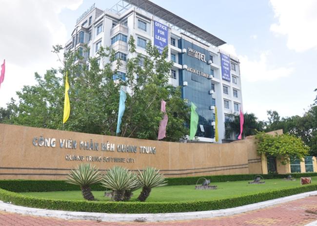 Nhân rộng mô hình công viên phần mềm Quang Trung