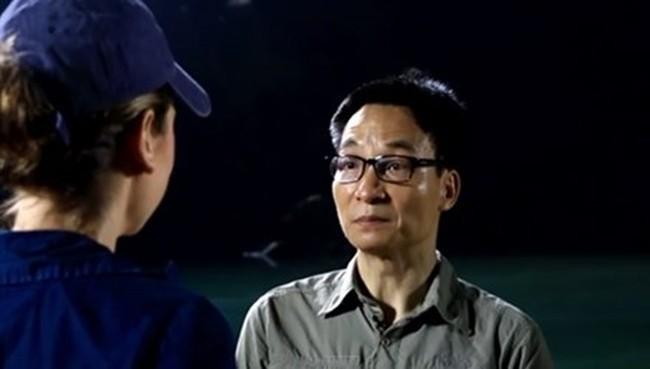Phó Thủ tướng Vũ Đức Đam trả lời truyền hình Mỹ về hang Sơn Đoòng