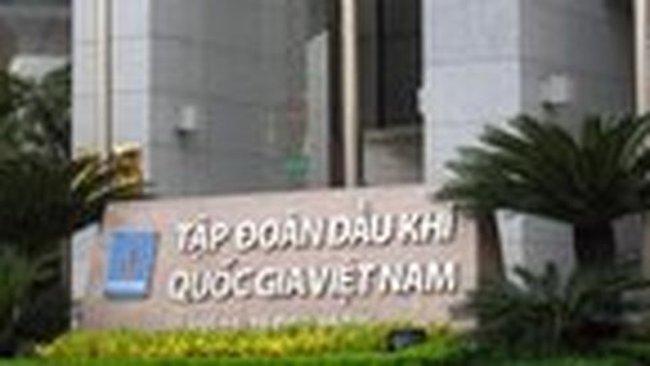 PVN đứng đầu danh sách nộp thuế thu nhập doanh nghiệp