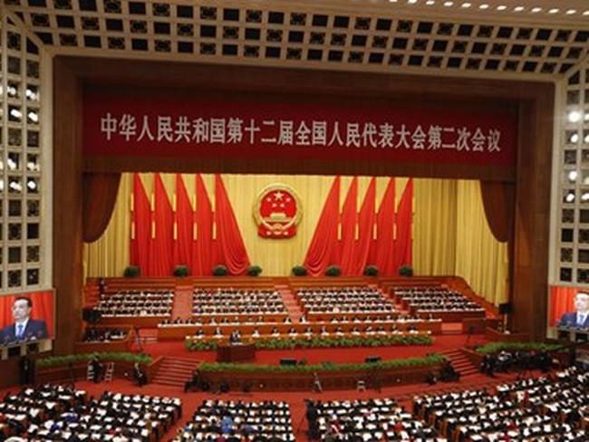 Trung Quốc đã bãi miễn tư cách đại biểu quốc hội của 39 người