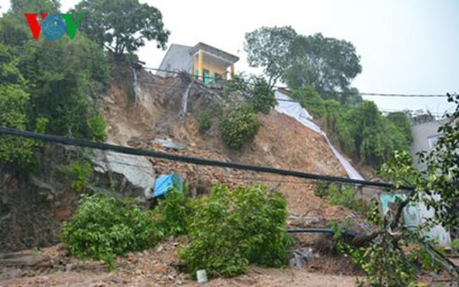 Chiều nay, vùng biển Quảng Ninh gió mạnh lên do ảnh hưởng của bão số 4