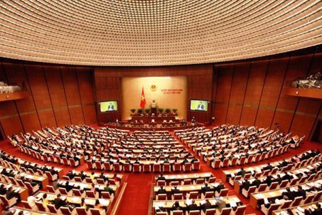 Quốc hội thảo luận dự thảo Luật Tố tụng hành chính (sửa đổi)