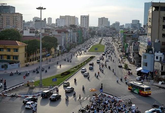 """Hà Nội: Lại thêm kỷ lục """"con đường đắt nhất hành tinh"""""""
