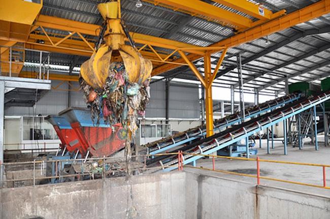 Hà Nội: Phê duyệt giá đất đền bù GPMB dự án Nhà máy xử lý rác thải Núi Thoong