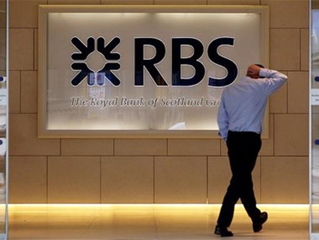 Anh bán cổ phần của Royal Bank of Scotland để thanh toán nợ cộng