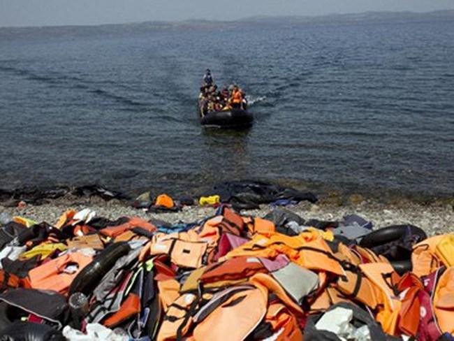 Thảm kịch di cư: Bé gái 5 tuổi người Syria chết đuối khi vượt biển