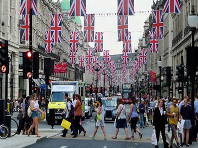 """Nước Anh khó có thể """"miễn nhiễm"""" với khó khăn tại Trung Quốc"""