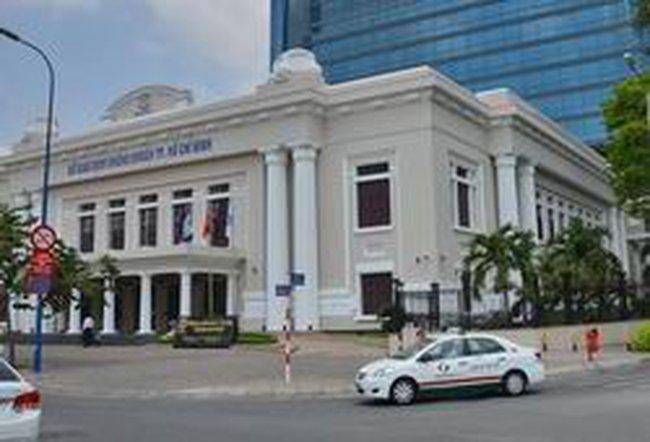 Tăng gấp đôi vốn điều lệ Sở Giao dịch chứng khoán TP Hồ Chí Minh