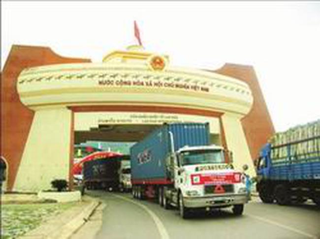 Hỗ trợ các dự án cơ sở hạ tầng tại Cửa khẩu Lao Bảo