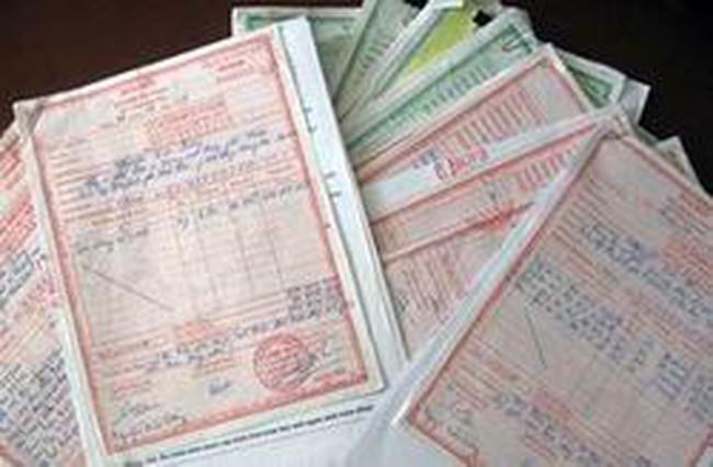 Quy định về hóa đơn, chứng từ đối với hàng hóa nhập khẩu