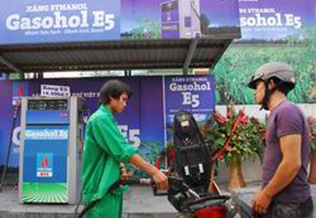 Các địa phương chuẩn bị chính thức phân phối xăng sinh học