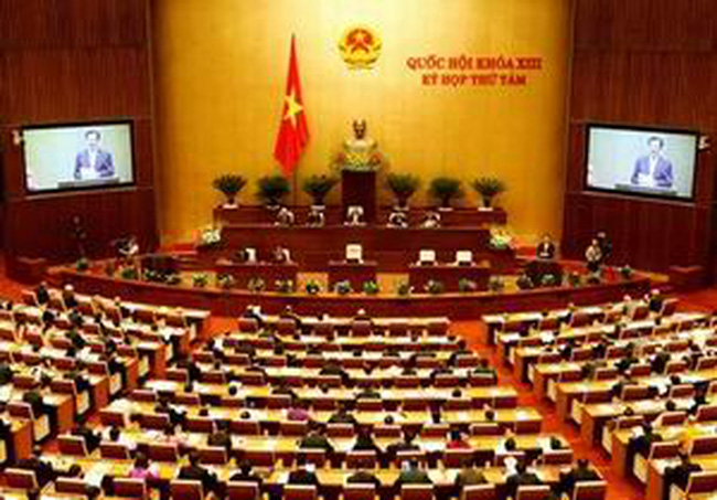 Phân công chuẩn bị Kỳ họp thứ 9, Quốc hội khóa XIII