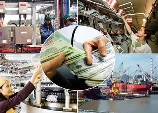 GDP 6 tháng tăng cao nhất 5 năm
