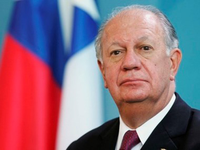 Cựu Tổng thống Chile Ricardo Lagos muốn ra tranh cử năm 2017