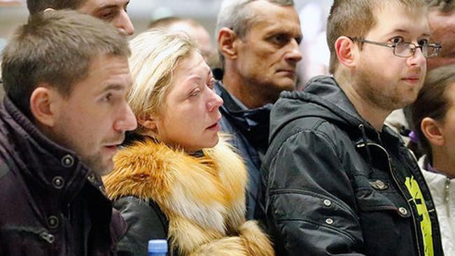 Báo chí Nga: Máy bay rơi có thể do trục trặc kỹ thuật