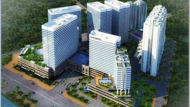 Tập đoàn Singapore rót 275 triệu USD mua 50% tổ hợp HAGL Myanmar Centre