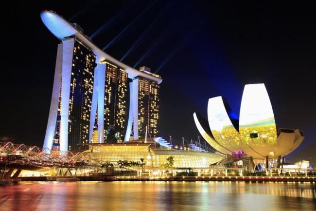 Singapore  là nơi kinh doanh tốt nhất
