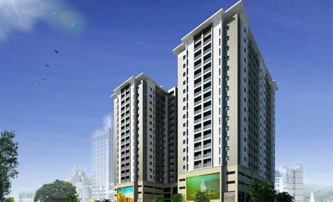 Quận Hoàng Mai: Thêm dự án gần 400 căn hộ trung cấp