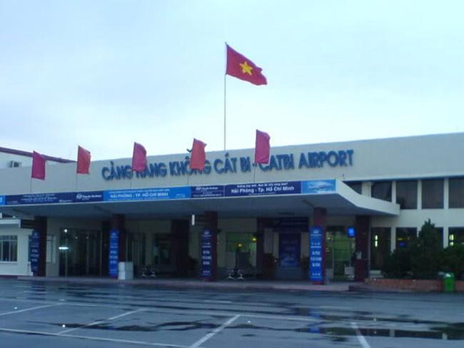 2 DN muốn xây Nhà ga hàng hóa sân bay Cát Bi