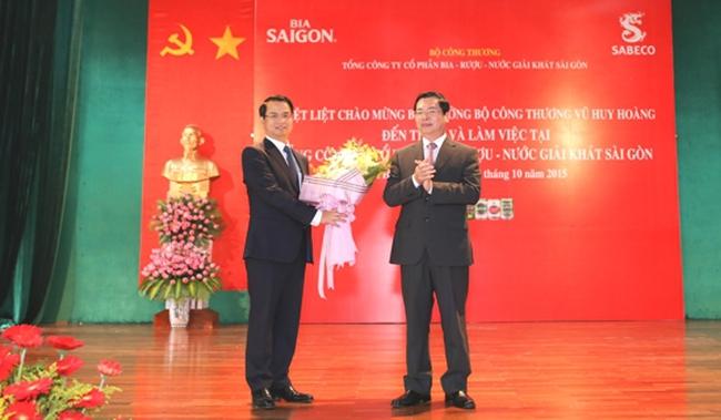Ông Võ Thanh Hà đảm nhiệm chức vụ chủ tịch HĐQT Sabeco
