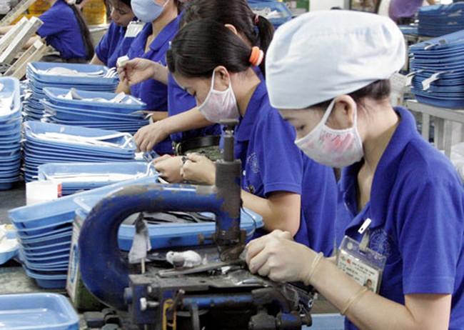 Thái Nguyên là quán quân sản xuất công nghiệp 9 tháng