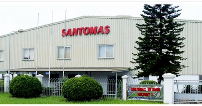 Santomas Việt Nam dự kiến đầu tư nhà máy 20 triệu USD tại KCN VSIP Bắc Ninh