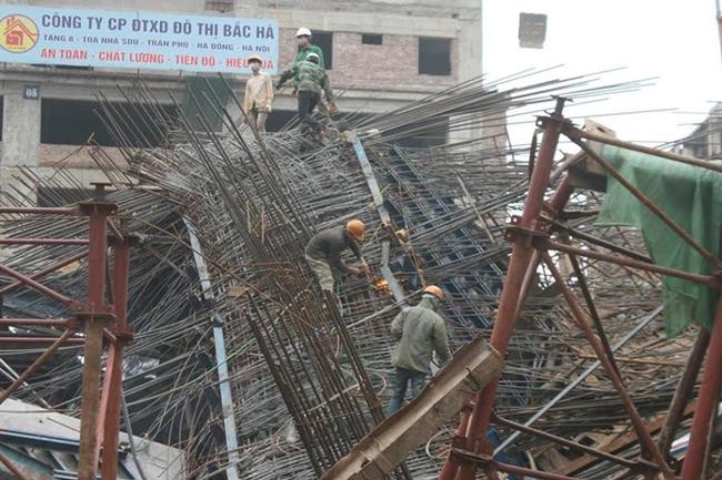 Dự án đường sắt Cát Linh - Hà Đông: Lương công nhân thấp hơn lương tối thiểu vùng