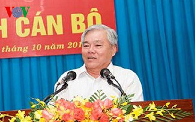 Bí thư tỉnh An Giang giữ chức Phó Trưởng Ban kinh tế Trung ương